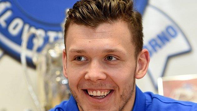 Hokejista Václav Karabáček.