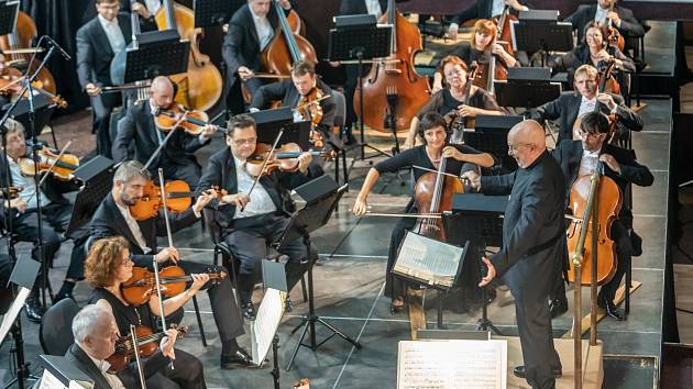 Brněnská filharmonie.