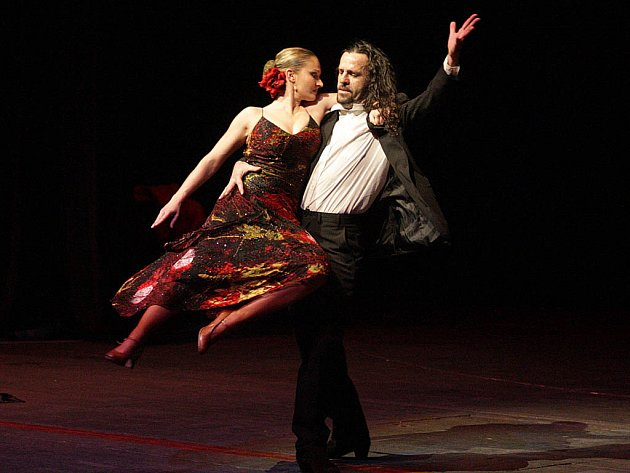 Flamenco v Janáčkově divadle