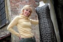 Marie Zelená obléká modelky ze soutěže Česká Miss. V Brně se jí líbí, ale tvrdí o něm, že je pro módu malé