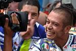 Od svého prvního triumfu má Rossi k Brnu speciální vztah a na jih Moravy se vrací s oblibou.V Brně na nejvyšší stupínek vystoupal celkem sedmkrát, z toho pětkrát v nejvyšší třídě, naposledy před jedenácti lety.