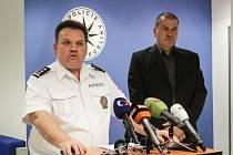 Šéf jihomoravských policistů Leoš Tržil.