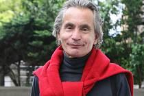 Architekt Jan Velek.