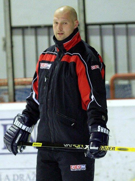 Majoritní vlastník hokejové Komety Libor Zábranský.