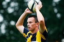 Fotbalový obránce Miroslav Keresteš odstartoval zimní přípravu s prvoligovou Zbrojovkou Brno.
