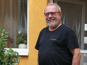 Aleš Kuchař z Bzence.