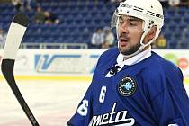 Hokejista Komety Brno Jozef Kováčik.
