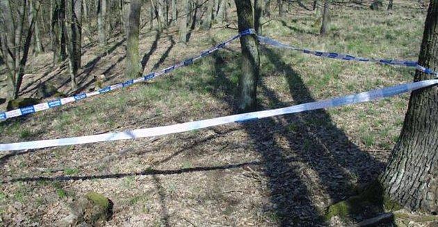 Strážníci našli uBrněnské přehrady vúterý minometný granát.
