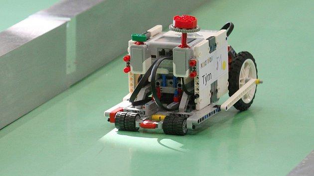 Robotiáda v brněnském VIDA centru