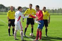 Výběr Jihomoravského krajského fotbalového svazu postoupil v Srbsku na závěrečný turnaj Regions Cupu.
