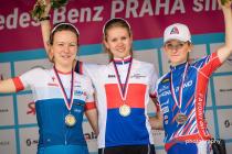 Jandová pojede v Brně o evropskou medaili. Na snímku vpravo.