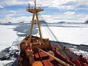 Expedice z brněnské Masarykovy univerzity strávila na stanici Johana Gregora Mendela v Antarktidě pět týdnů.