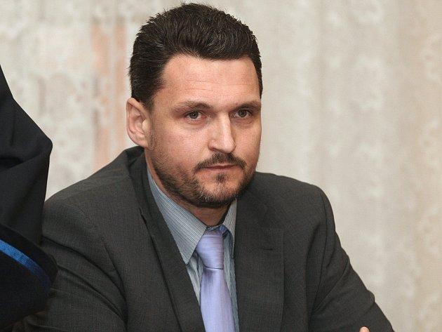 Bývalý policista Petr Křipský.