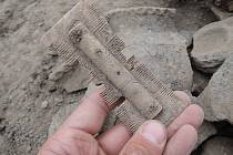 Dva tisíce let starý nález z naleziště u Měnína.