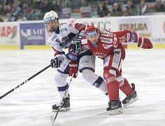 Kometa Brno prohrála doma s Třincem 2:5.