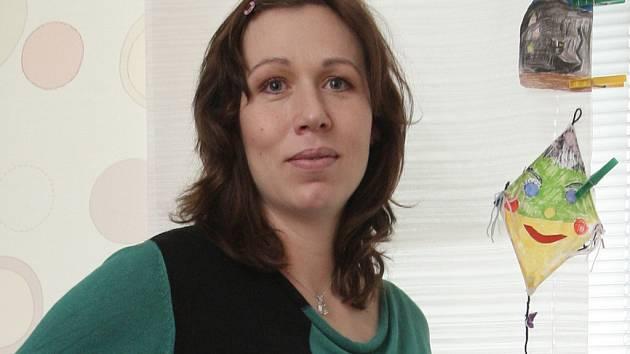 Soňa Nováková čeká s manželem třetí dítě.