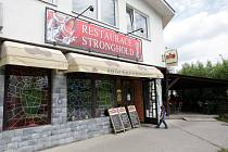 Restaurace Stronghold.