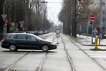 Okolí ulic Lesnická a Žabovřeská.