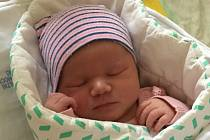 Novorozená Thea.