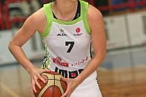 Basketbalistka Frisco Brno Romana Stehlíková.