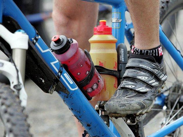 V Brně Útěchově se jel v neděli dopoledne cyklistický crosový závod několika věkových kategorií . Zúčastnili se členové HZS z celé Moravy.
