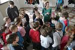 Za pokladem, který před svou smrtí ukryl tajemný pirát Jack, se vypravilo na čtyřicet dětí do Místodržitelského paláce Moravské galerie.