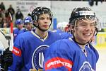 Hokejový souboj dvou brněnských univerzit.