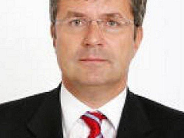 Místopředseda České basketbalové federace Jiří Zídek.