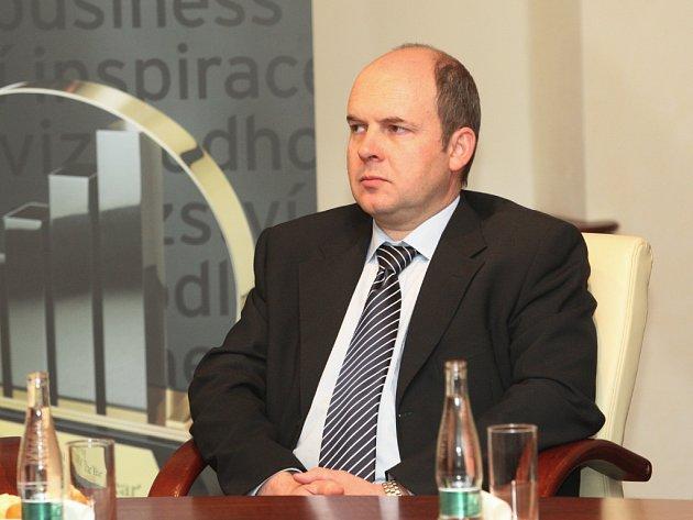 Podnikatel roku - Karel Sázavský