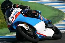 Šestnáctiletý brněnský jezdec vstoupí o víkendu do své premiérové sezony v MS silničních motocyklů.