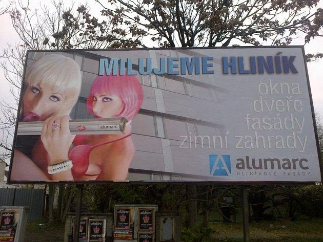 Brno: Milujeme hliník.
