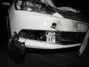 Tragicky skončila ve středu nehoda u Kuřimi na Brněnsku, kde krátce po sedmé hodině večer srazilo auto chodce.