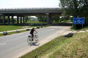 Jižní Moravou prochází významné migrační trasy zvěře. Přes dálnici se ale po takzvaných zelených mostech nedostanou. Žádné tam nejsou. Jeden přechod možná vznikne u Podolí na Brněnsku.