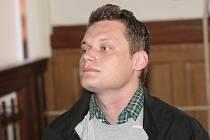 Leoš Hofr u soudu.