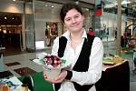 Třídenní prezentace středních odborných škol v modřickém nákupním centru Olympia.