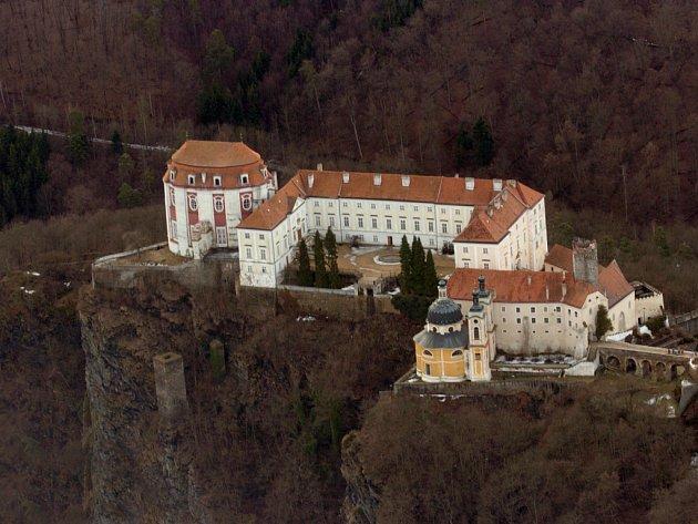 Vranovský zámek.
