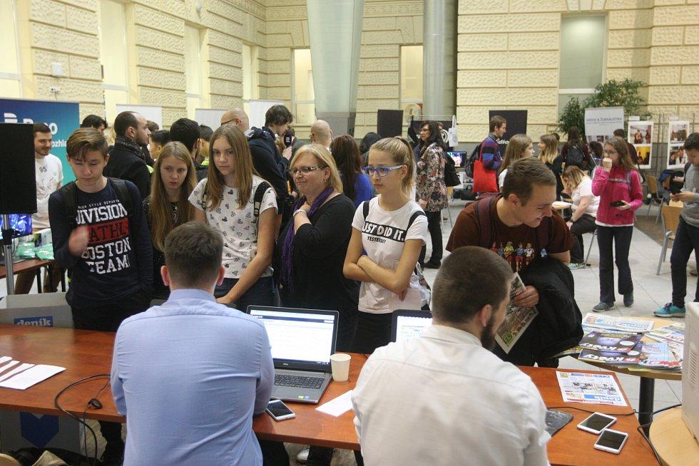 Multimediální den 2018 na Fakultě sociálních studií MU v Brně