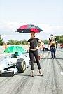Finalistky České Miss se zúčastnily závodů  Masaryk Racing Days v areálu brněnského Masarykova okruhu.