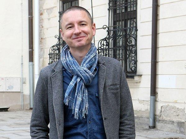 Šéf Národního divadla Brno Martin Glaser.