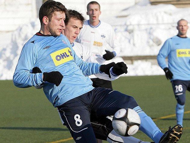 Osmadvacetiletý slovenský fotbalista Andrej Hodek.