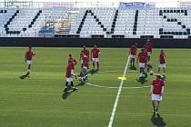 Mistrovství světa v malém fotbale v Tunisku. Ilustrační foto.