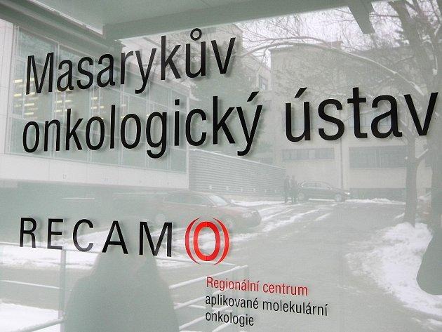 Masarykův onkologický ústav - ilustrační foto.