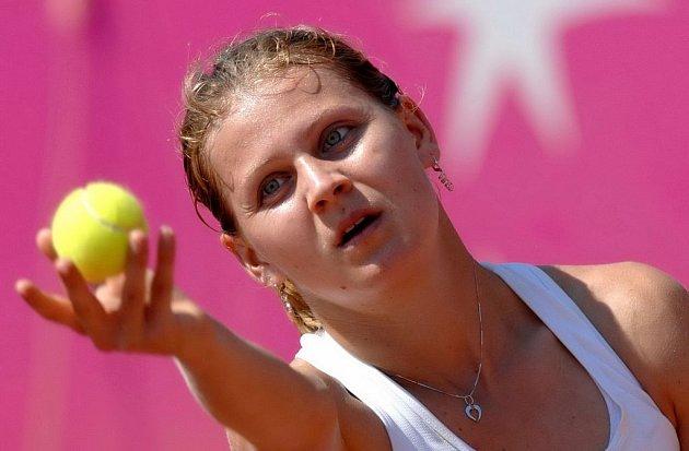 Brněnská tenistka Lucie Šafářová se na fedcupové utkání v domácím prostředí těší.