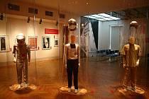 Výstava Planeta Eden v Domě umění města Brna.