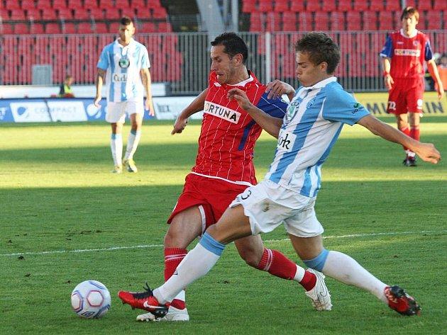 Zbrojovka Brno vs Mladá Boleslav.