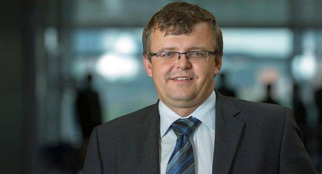 Nový děkan Provozně-ekonomické fakulty Pavel Žufan