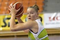 Basketbalistka Eva Kopecká.