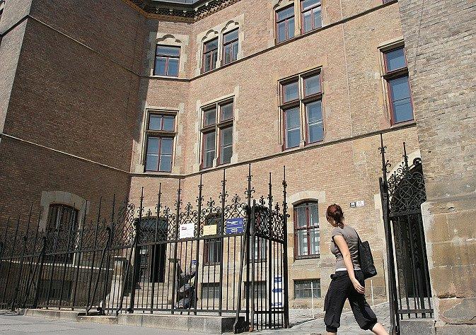 Vila továrníka Bergla vznikla původně jako místo pro bydlení.