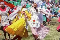 Čtyři miliony obyvatel a bohatou historii má Tatarstán, který je republikou Ruské federace. Na její rozmanitost a poukazovala výstava několika desítek obrazů a fotografií, na kterou se mohli zájemci podívat ve středu ve foyer krajského úřadu.