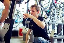 Expert na cyklistické posedy a běžeckou diagnostiku Jan Dubec.